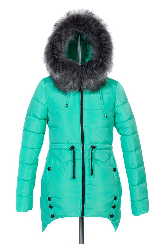 Синтепоновая зимняя куртка