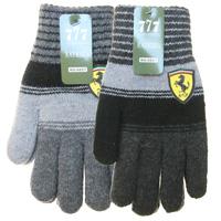 перчатки подростковые двойные