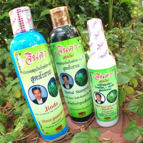 Тайские шампуни для роста волос отзывы