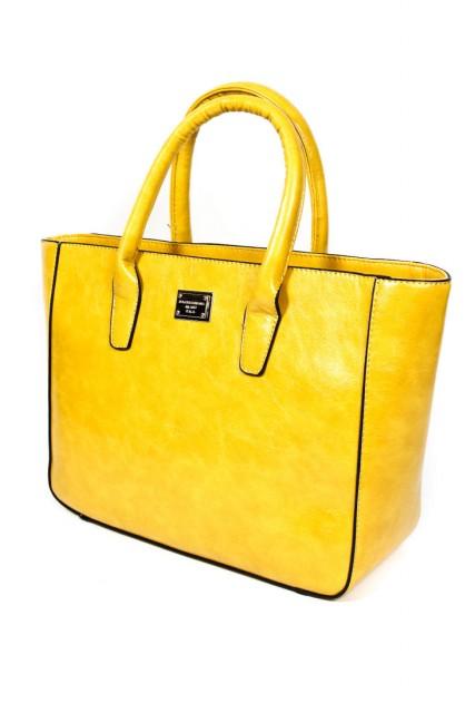BOTTEGA VENETA кошелек женский на молнии 051 желтый