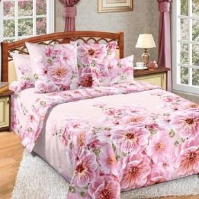 Перкаль оптом Аlice Миндаль розовый(2-спальный)