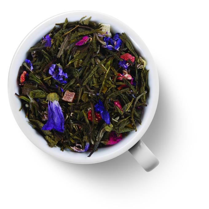 Чай зеленый ароматизированный Хазенфус – Пушистый зайчик