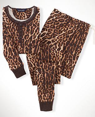 Ralph Lauren пижама хлопковая