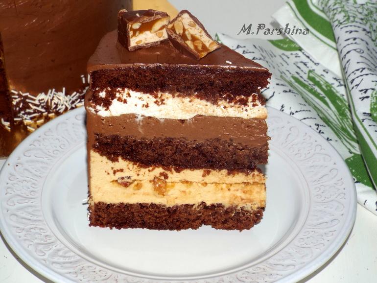 Малиновый муссовый торт рецепт пошагово 37