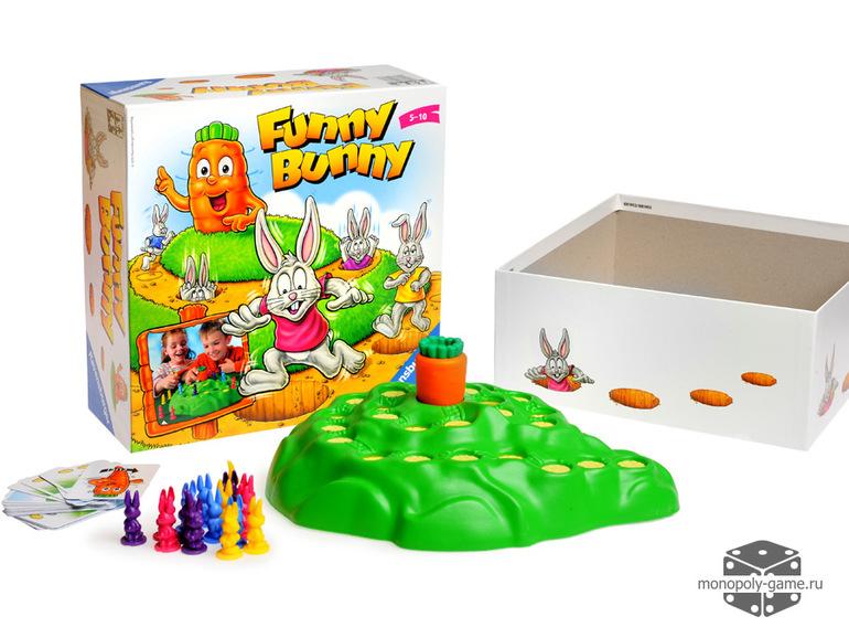 Игру Заяц Собирает Морковки