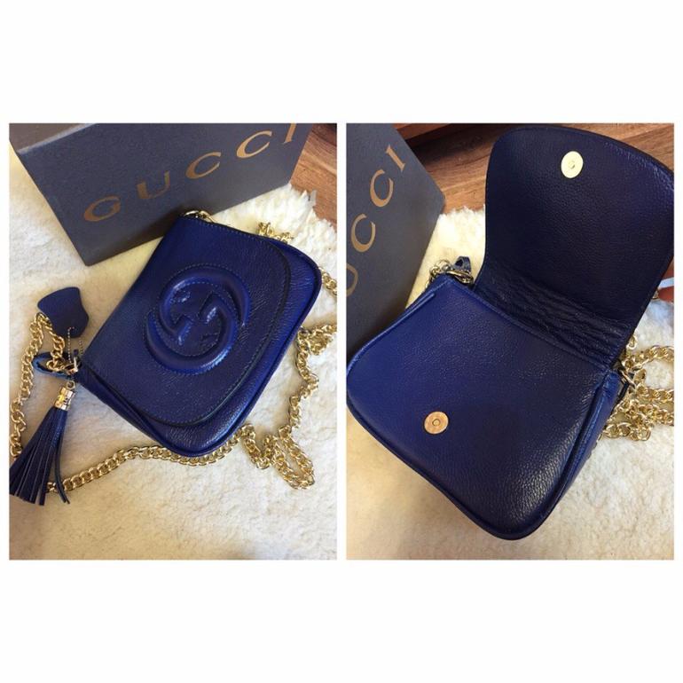 Качественные сумки Gucci в интернет-магазине Elite