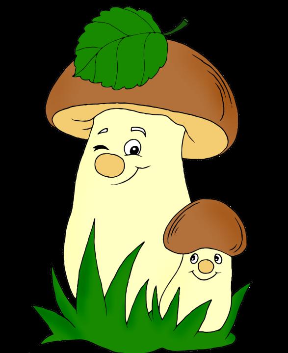 парад грибы фото для вырезания мечтали стать