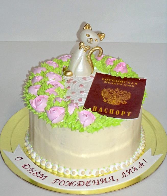 Торт северный мёд север фото 2