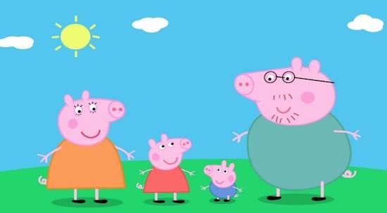 фото картинки свинка пеппа