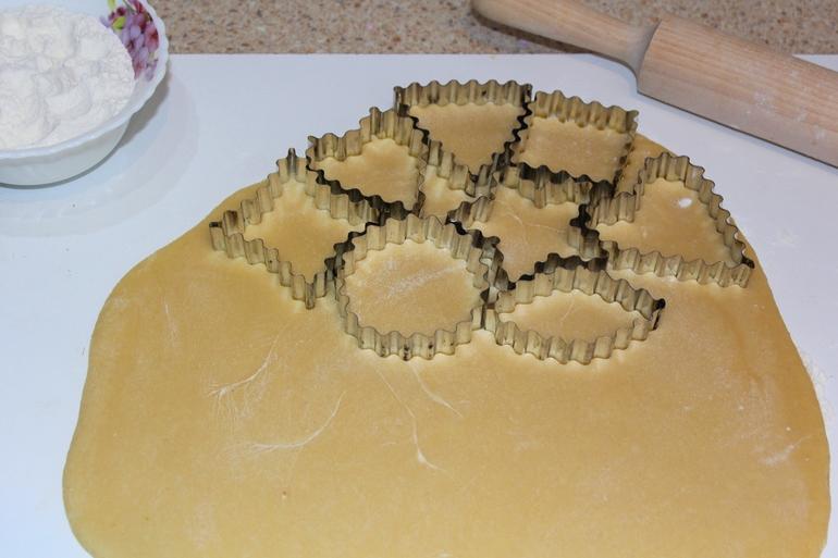 печенье домашнее через мясорубку рецепты с фото