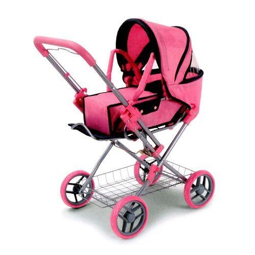 Купить коляски и кроватки для кукол в Санкт-Петербурге