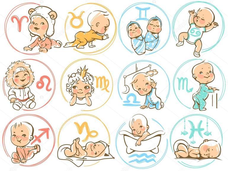 Детский гороскоп. Гороскоп ребенка