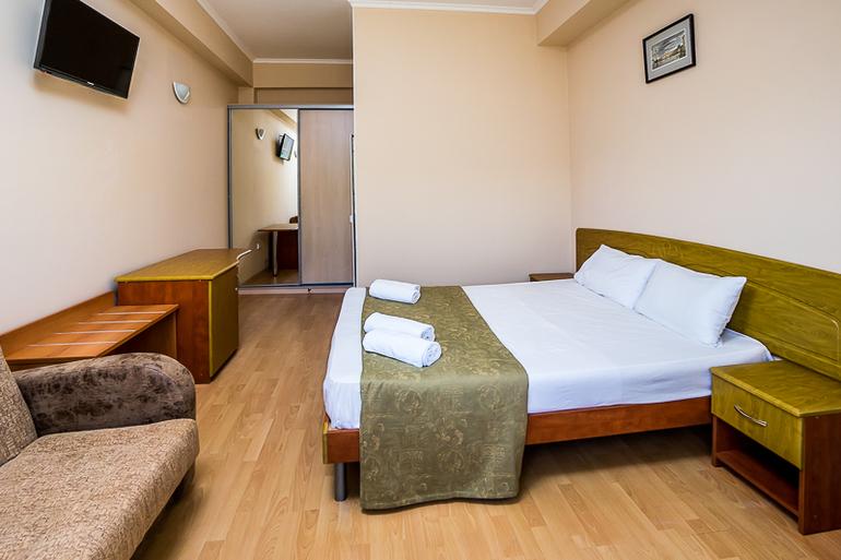 Семейный отель мария лазаревское