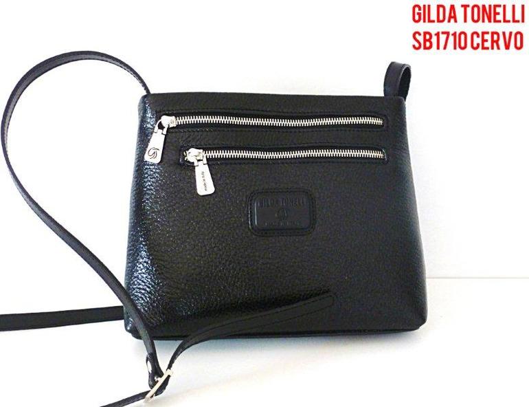 Новая коллекция сумок gilda tonelli