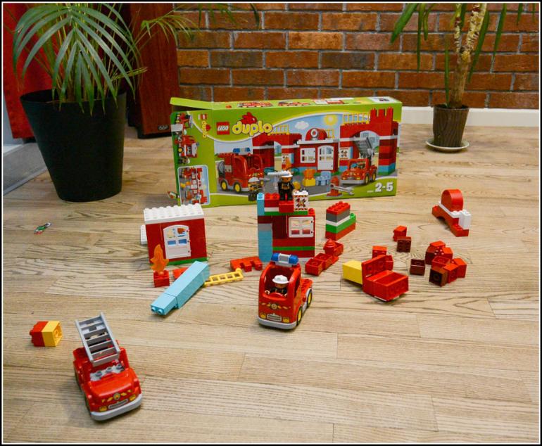 """Lego Duplo 10593 """"Пожарная станция"""" - запись пользователя ..."""