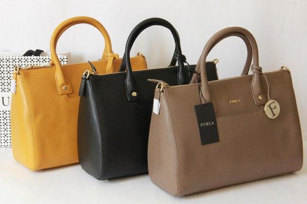 Все модели сумок furla