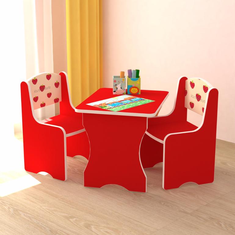 Детские столы со стульями