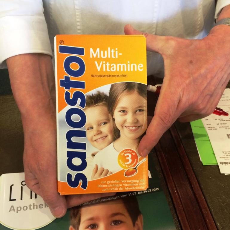 Sanostol витамины инструкция - фото 7