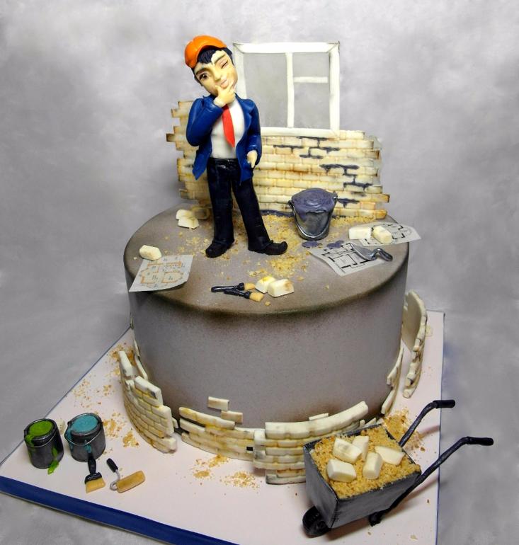 for Architektur torte