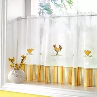 Bathroom window shower curtain