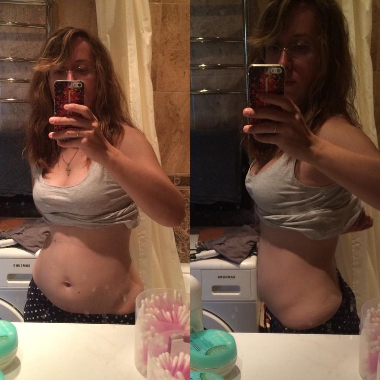 15 недель беременности живот не растет