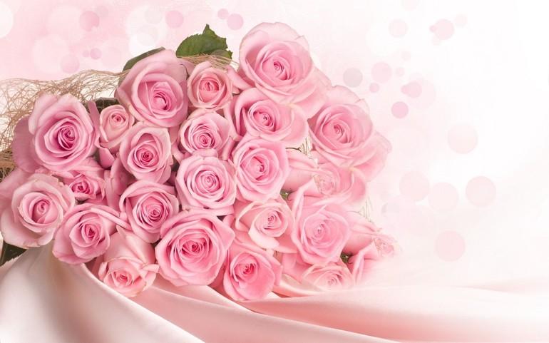 Стихи розовая свадьба