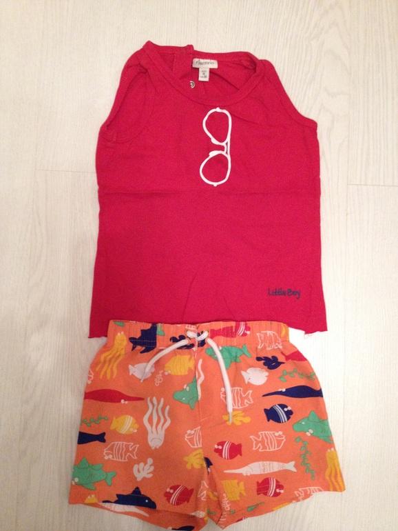 пижама для мальчика 3 года своими руками